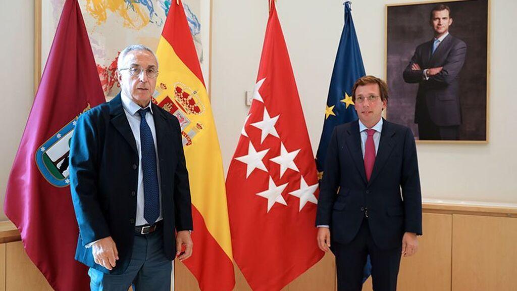 El alcalde de Madrid quiere unos JJOO en la capital de España.