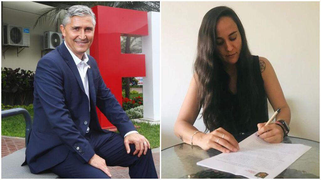 """Despiden al seleccionador femenino de Perú al descubrirse una relación con una jugadora: """"No mezclo vidas"""""""