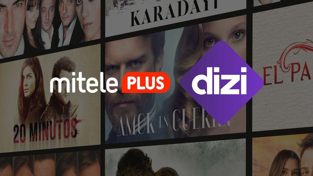 Mitele PLUS inaugura DIZI, canal de ficciones turcas con un paquete de lanzamiento de 8 series de éxito internacional