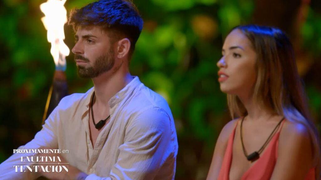 Avance: Lucía arremete contra Isaac, próximamente en 'La última tentación'
