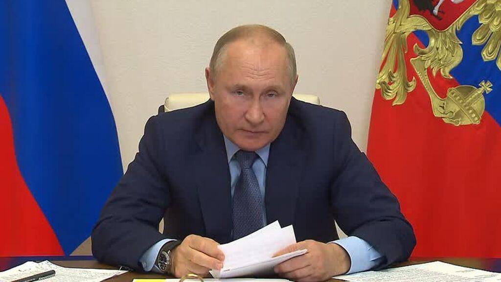Rusia declara una semana no laborable por el aumento de la covid