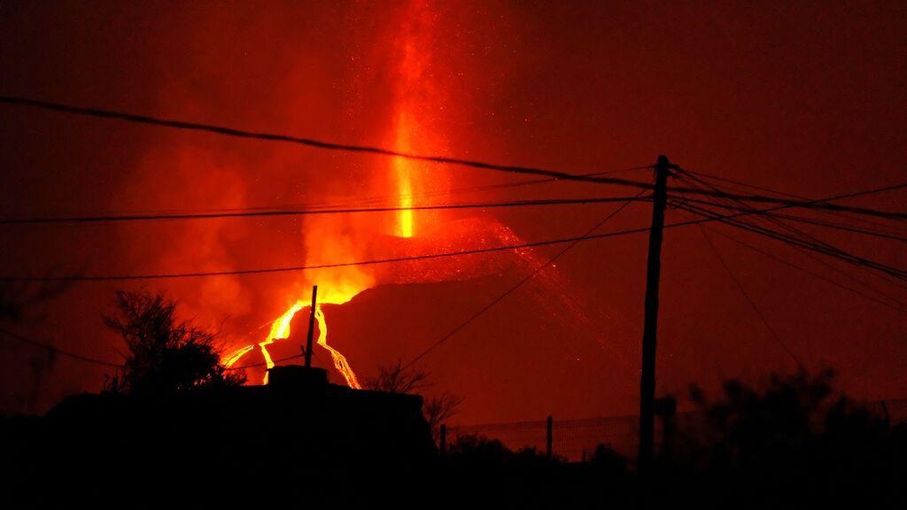 La Palma registra un terremoto de 4,8, el de mayor magnitud desde la erupción
