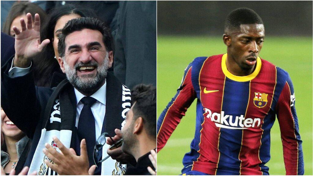 El Newcastle echa el ojo a Dembélé: sueldo estratosférico y 15 millones de bono si llega gratis