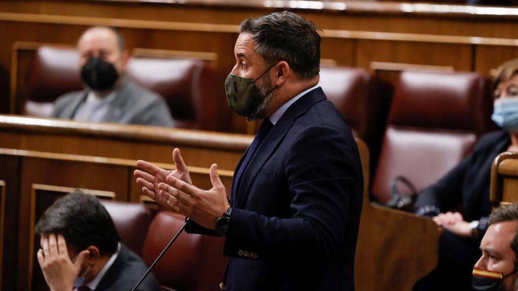 """Abascal exige a Sánchez que """"piense como padre"""" para atacar a los menas"""
