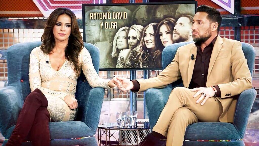 """¿Hay una tercera persona en la vida de Antonio David Flores? """"Tiene una relación especial con una mujer que trabaja en esta cadena"""""""