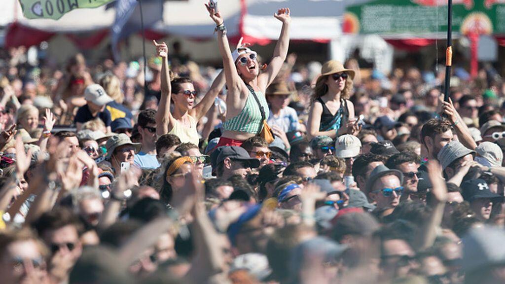 La orina del público de un festival contamina un río con cocaína y MDMA en Reino Unido
