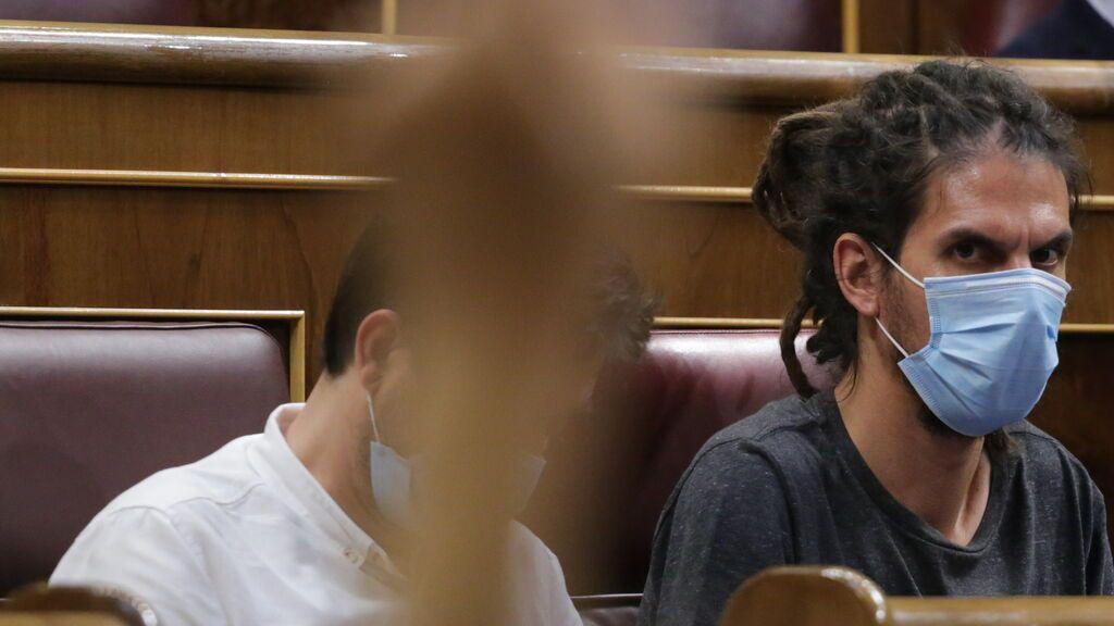 El choque entre el Congreso y el Supremo por un escaño de Podemos