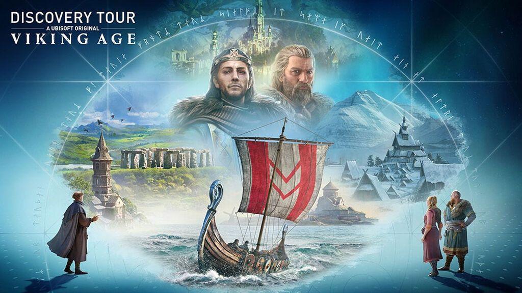 Assassin's Creed Valhalla lanza su modo educativo para aprender sobre los vikingos, Discovery Tour: Viking Age