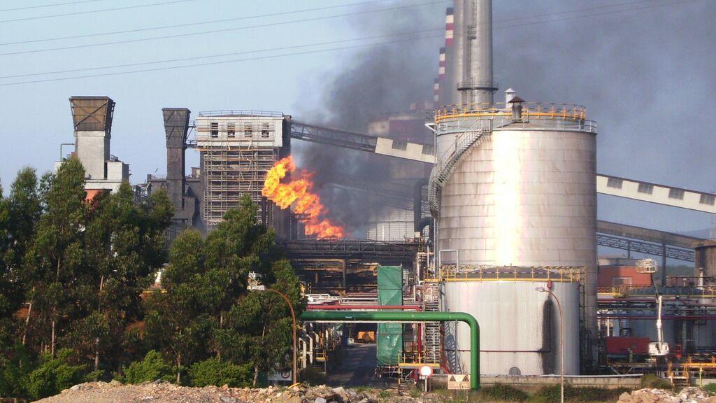 borrador. El sector del metal en Vizcaya sufre un fuerte frenazo que pone en riesgo el empleo