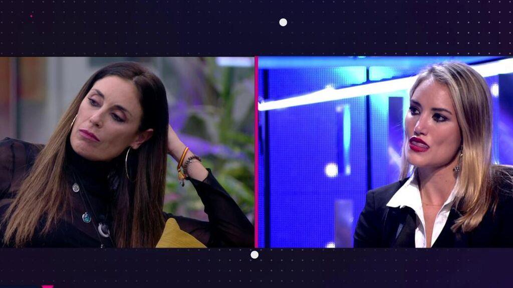 La relación de Isabel y Alba se rompe para siempre: del rotundo mensaje de Alba a la reacción de la periodista