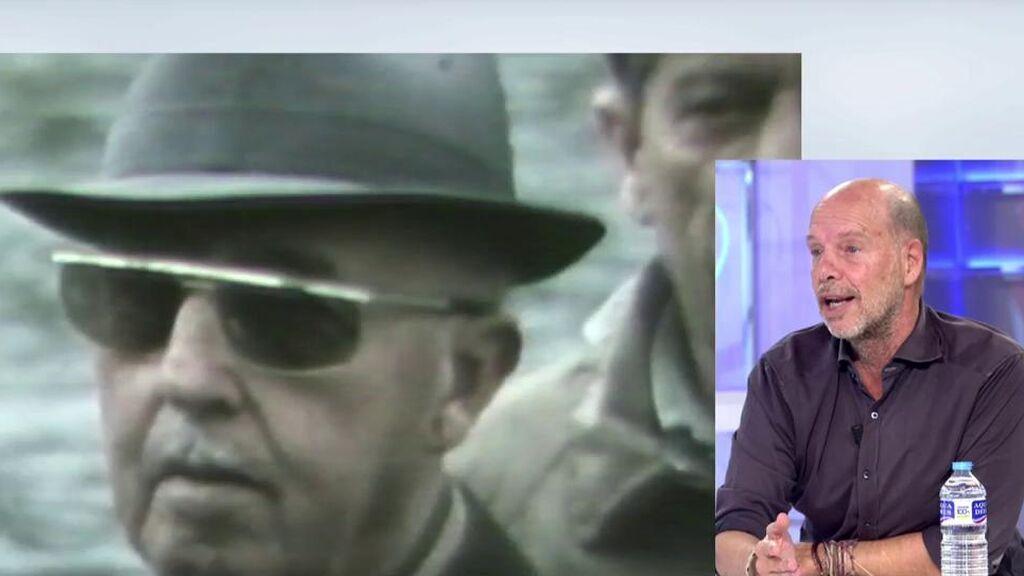 Las cintas secretas de Franco: un falangista amigo de su hermano asegura que Carmen no es su hija