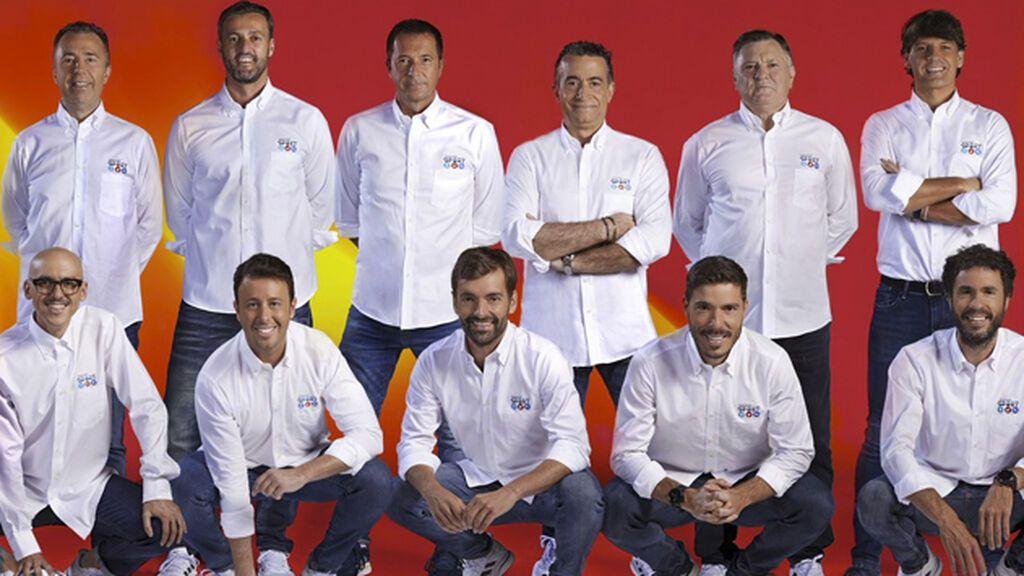 Mediaset, premiado con el Ondas al mejor programa de actualidad por la Eurocopa 2020