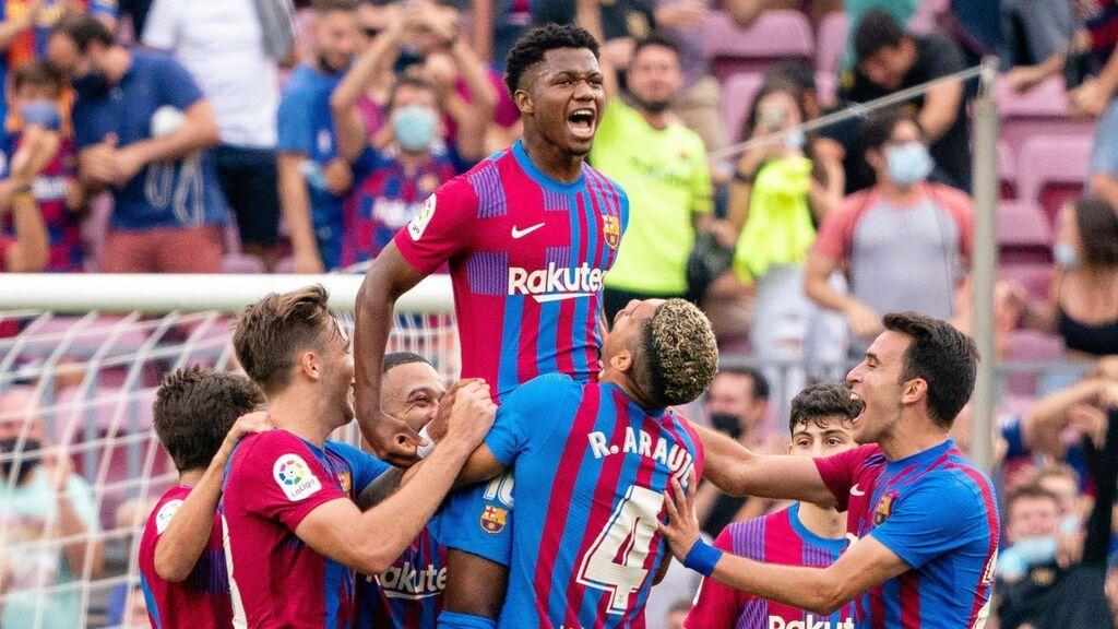 El Barcelona hace oficial la renovación de Ansu Fati: contrato hasta 2026 con un sueldo progresivo