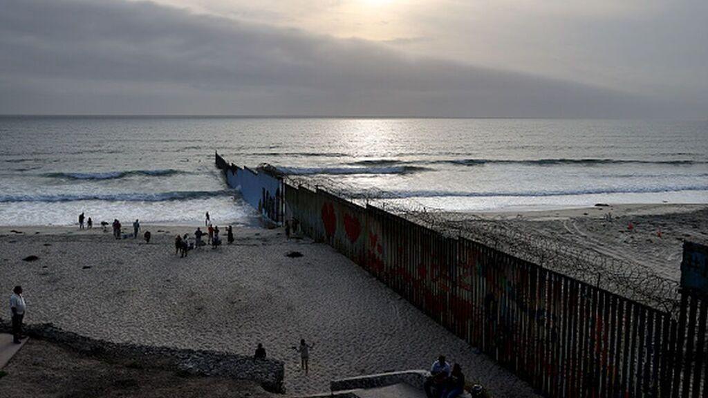 Las detenciones en la frontera entre EE.UU. y México se disparan a niveles de 1986