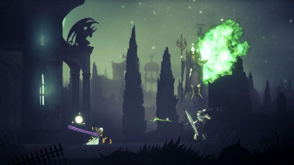 Aeterna Noctis muestra un nuevo tráiler de gameplay en el Festival de Sitges