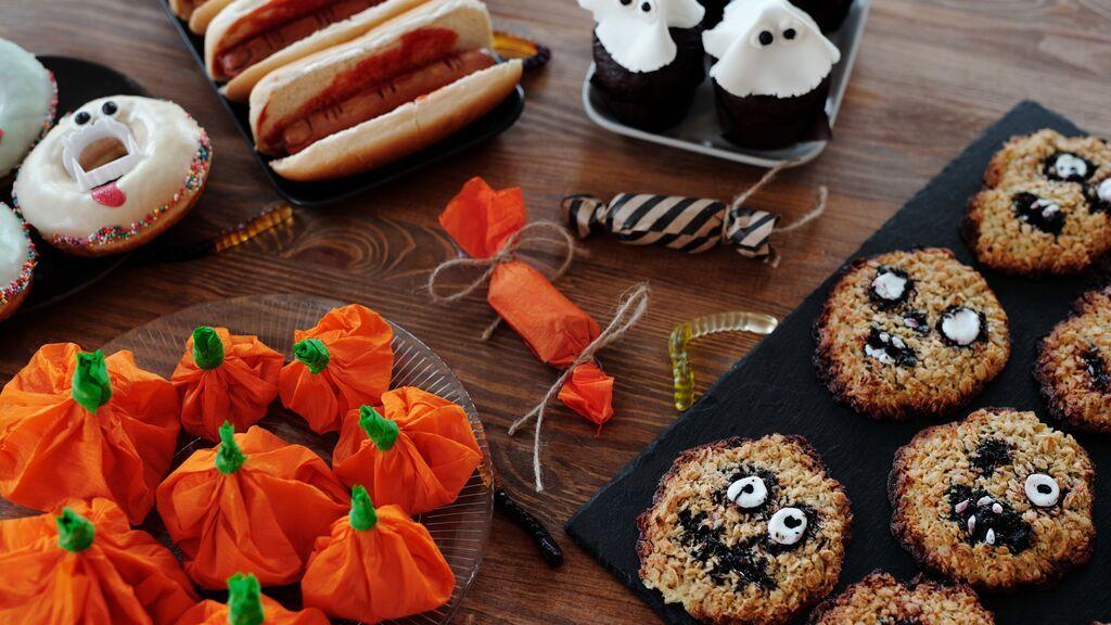 Recetas para Halloween: platos terroríficos