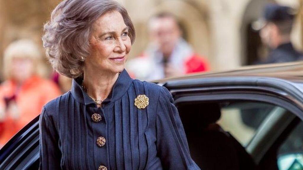 La reina Sofía no estará en los Premios Princesa de Asturias por primera vez desde su creación
