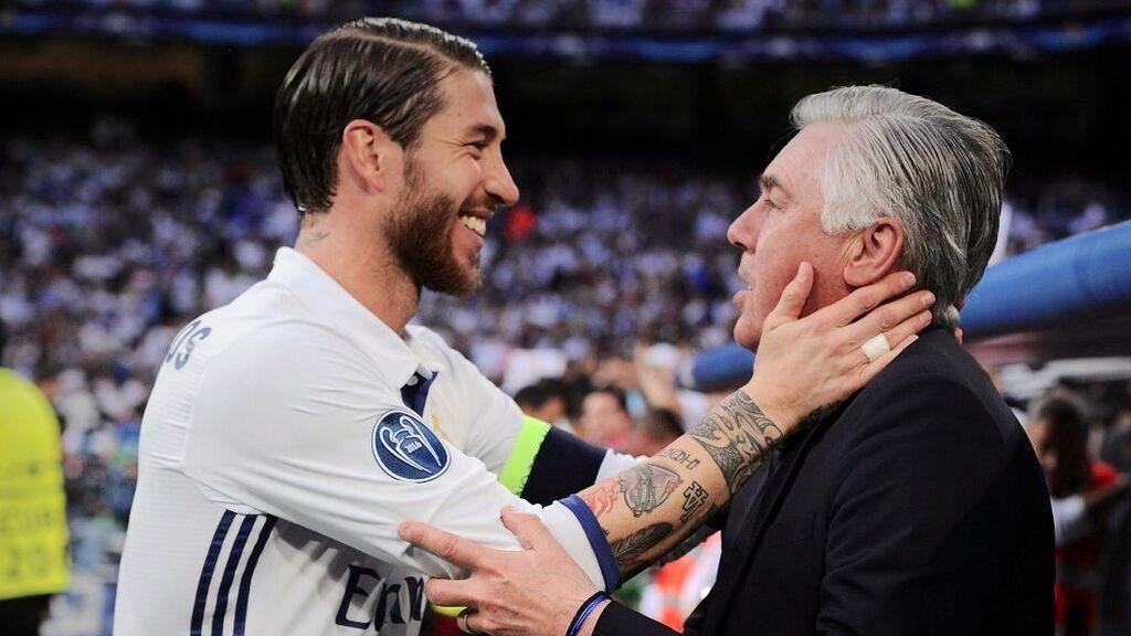 La traición a Sergio Ramos que propició su salida del Madrid: Ancelotti no quería que fuera el líder de su proyecto
