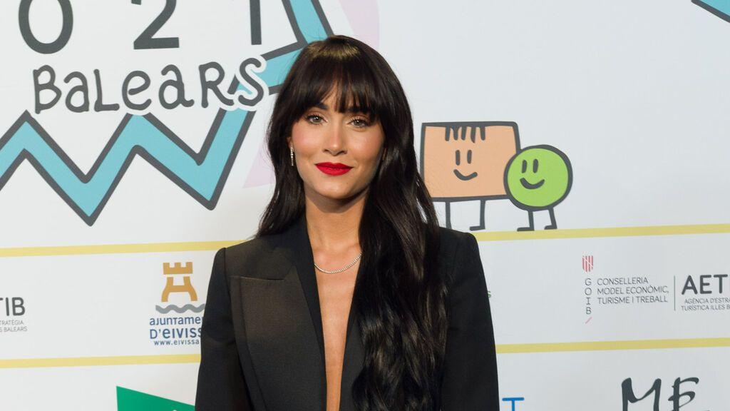 Aitana Ocaña en la alfombra roja de los nominados a LOS40 MUSIC AWARDS 2021