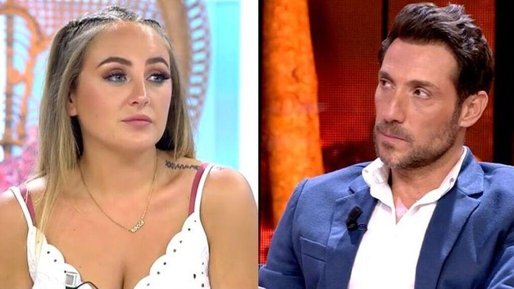 """Rocío Flores estaba """"para nada afectada"""": los detalles de la separación de Antonio David y Olga Moreno"""