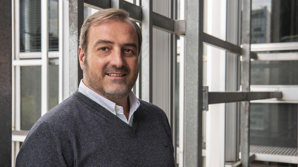 """Sáenz de Cenzano, CEO de LinkedIn España: """"Soy un acérrimo defensor del talento de más de 50, aportan experiencia y serenidad"""""""