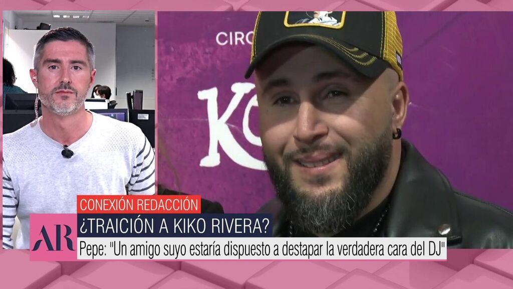 La traición de Kiko Rivera por parte de un amigo,al detalle