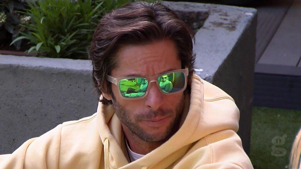 Canales Rivera acusa a Luca Onestini de tener una actitud retadora en las discusiones
