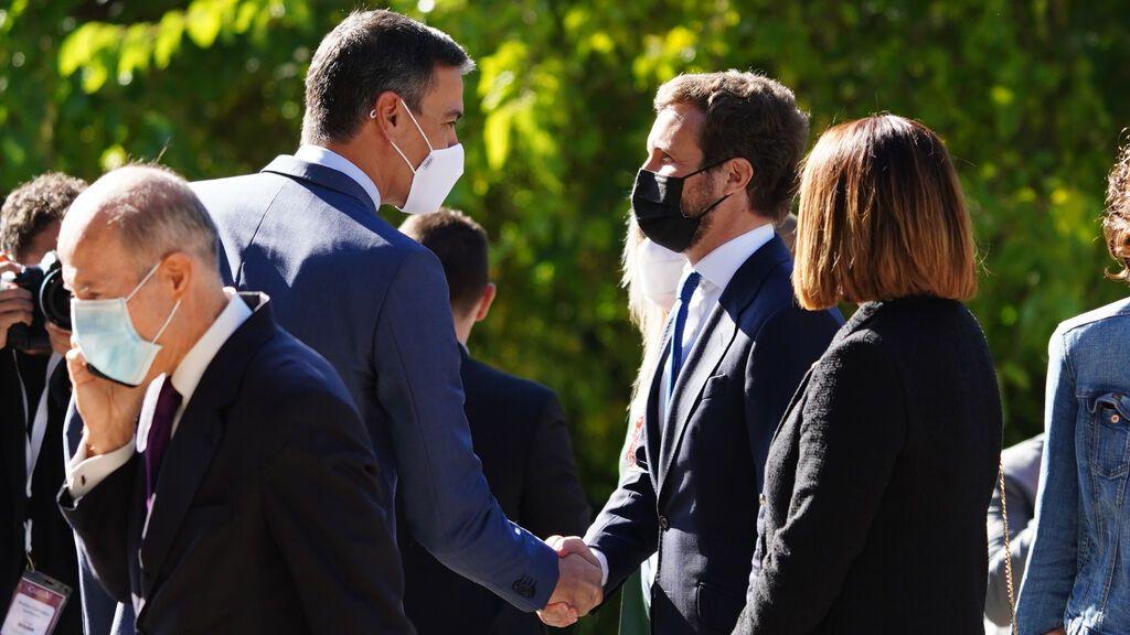 Acuerdo del PSOE y el PP para renovar órganos constitucionales