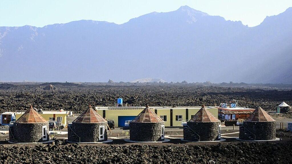 El ejemplo del volcán de Cabo Verde que servirá de modelo para la reconstrucción de La Palma