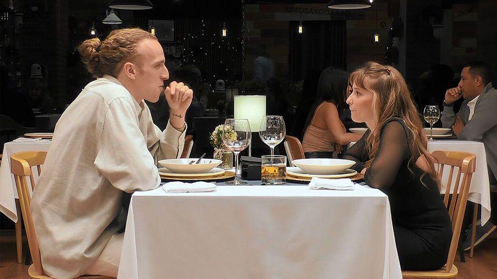 """La gran preocupación de Oriol en 'First Dates': """"A ver ahora el precio"""""""