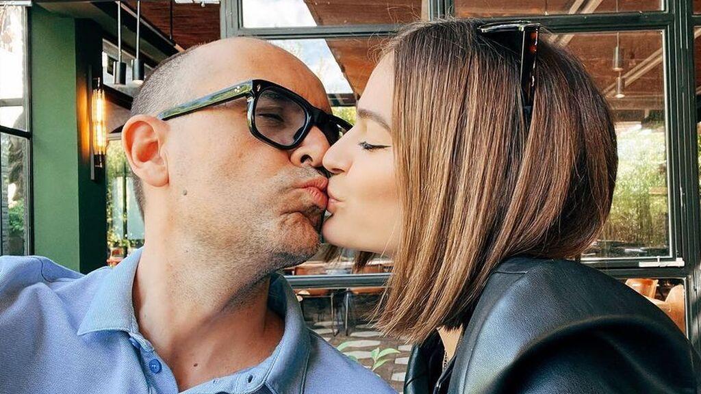 """Laura Escanes muestra lo grande que está su hija Roma y Risto Mejide reacciona: """"Top model"""""""