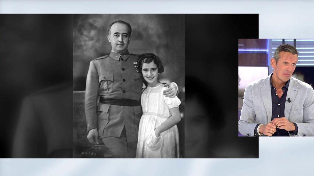 """Joaquín Prat, tras escuchar una de las informaciones de 'Las cintas de Franco': """"Para no ser inteligente gobernó España 40 años con puños de hierro"""""""