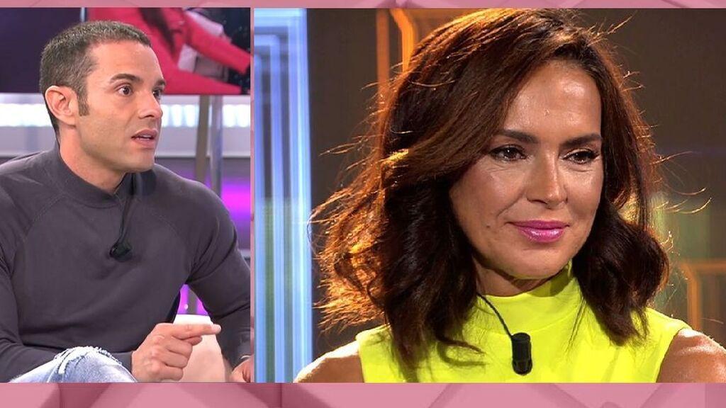 """Rossi confiesa que Olga puede dar una entrevista la """"semana que viene"""""""