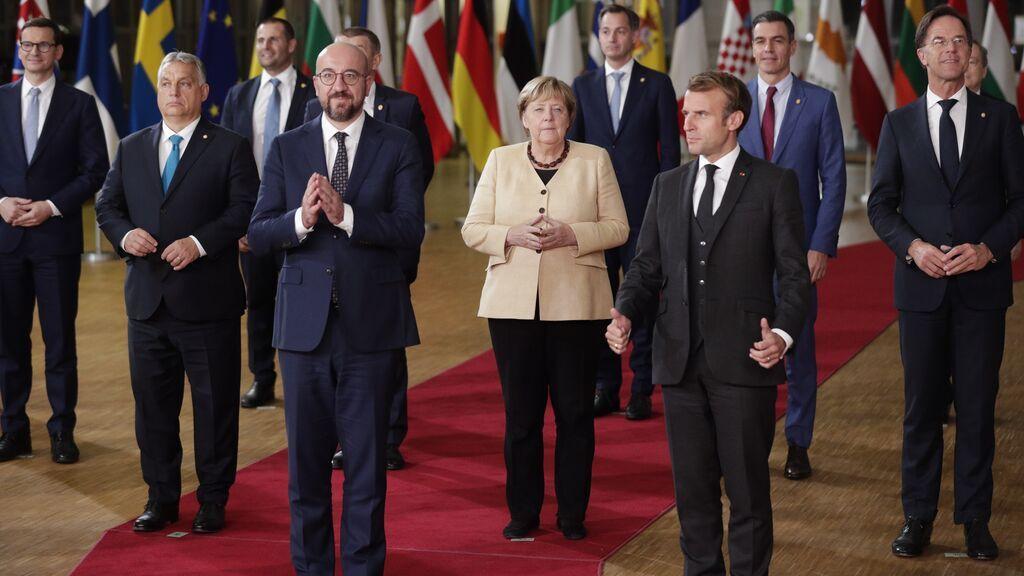 La cumbre pide a la Comisión Europea mano firme pero tiento con Polonia