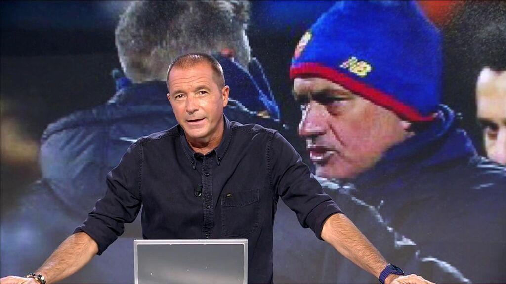 Manu Carreño, sobre la peor derrota de Mourinho como entrenador.
