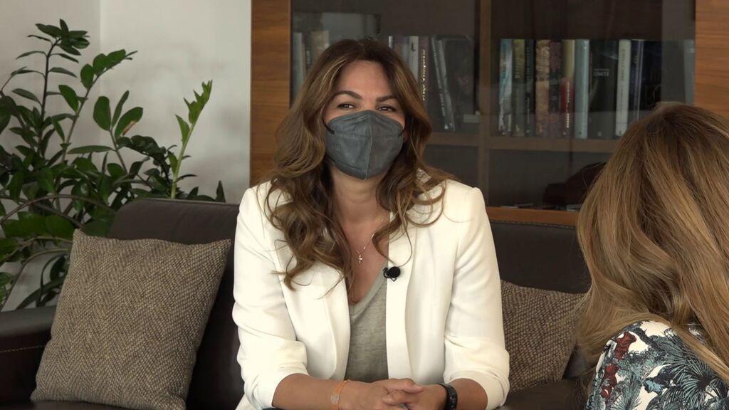 Fabiola Martínez habla de su experiencia con la leche cruda