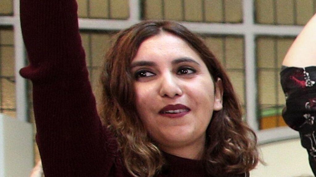 """La Audiencia Nacional reabre el caso """"Dina"""", el robo de la tarjeta de la exasesora de Podemos"""