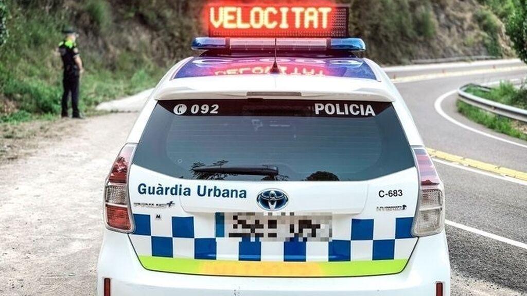 La Guardia Urbana de Barcelona detiene dos veces a un conductor bebido la misma noche
