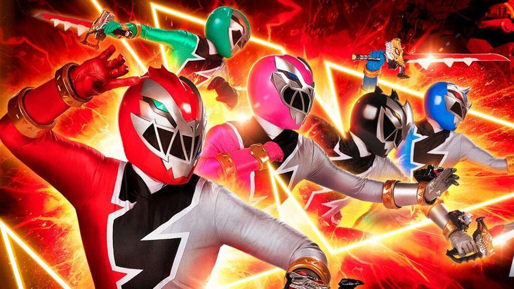 Los héroes destinados a salvar la Tierra de los alienígenas: todo lo que tienes que saber del nuevo equipo de los Power Rangers