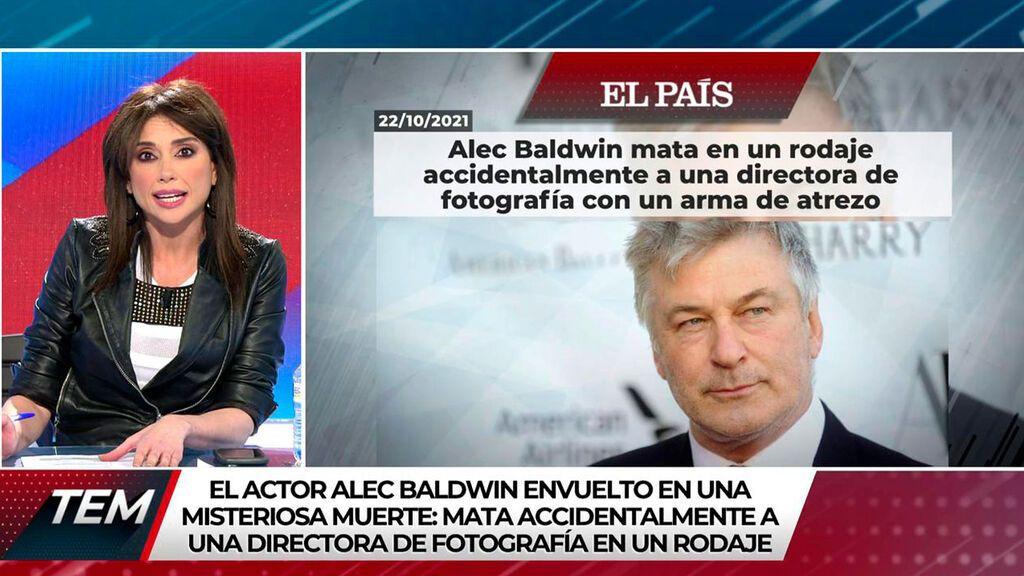 Alec Baldwin dispara un arma de atrezzo y mata a la directora de fotografía en un rodaje Todo es mentira 2021 Programa 700