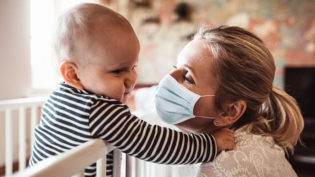 ¿Pueden las mascarillas estar afectando al desarrollo del habla en los niños?