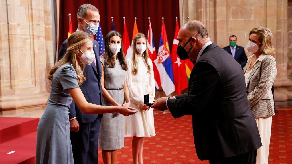"""El chef José Andrés, muy emocionado por el Premio Princesa de Asturias: """"Qué habré hecho yo para merecer esto"""""""