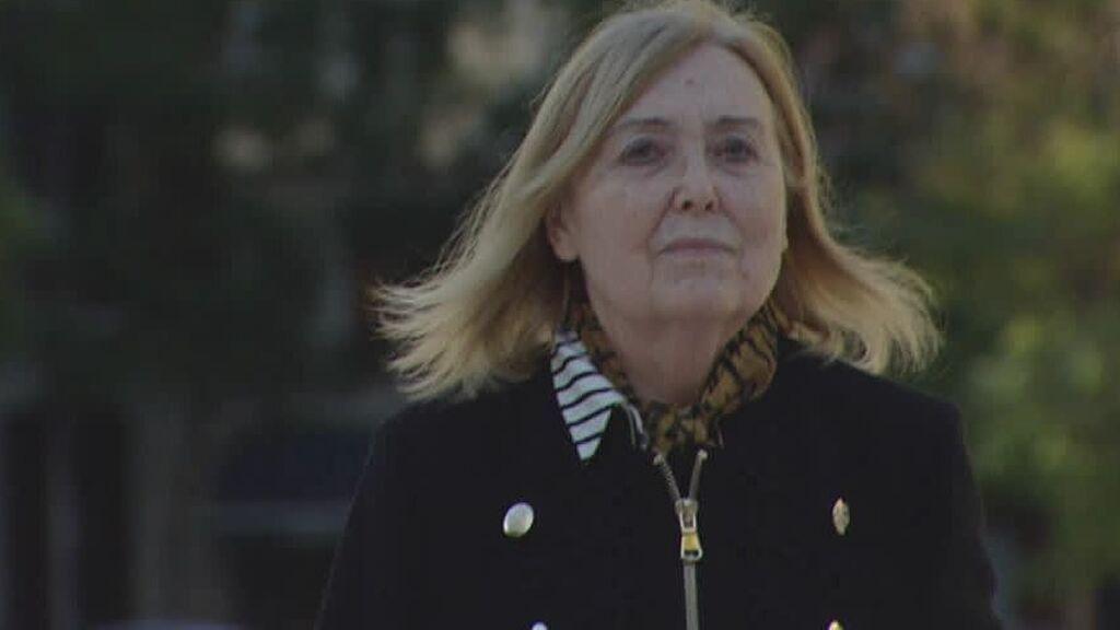 La historia de la toga de Milagros Calvo, la primera mujer en el Supremo