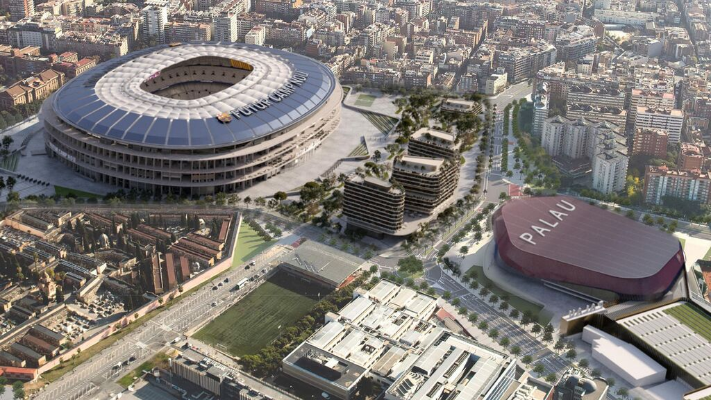 Sí, al Espai Barça: la Asamblea aprueba 1.500 millones de euros antes de someterlo a referéndum