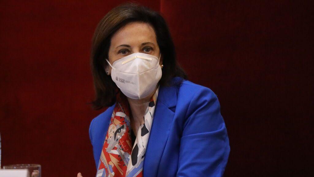 """Robles, sobre la querella de Podemos a Meritxell Batet: """"soy contraria a judicializar la vida política"""""""