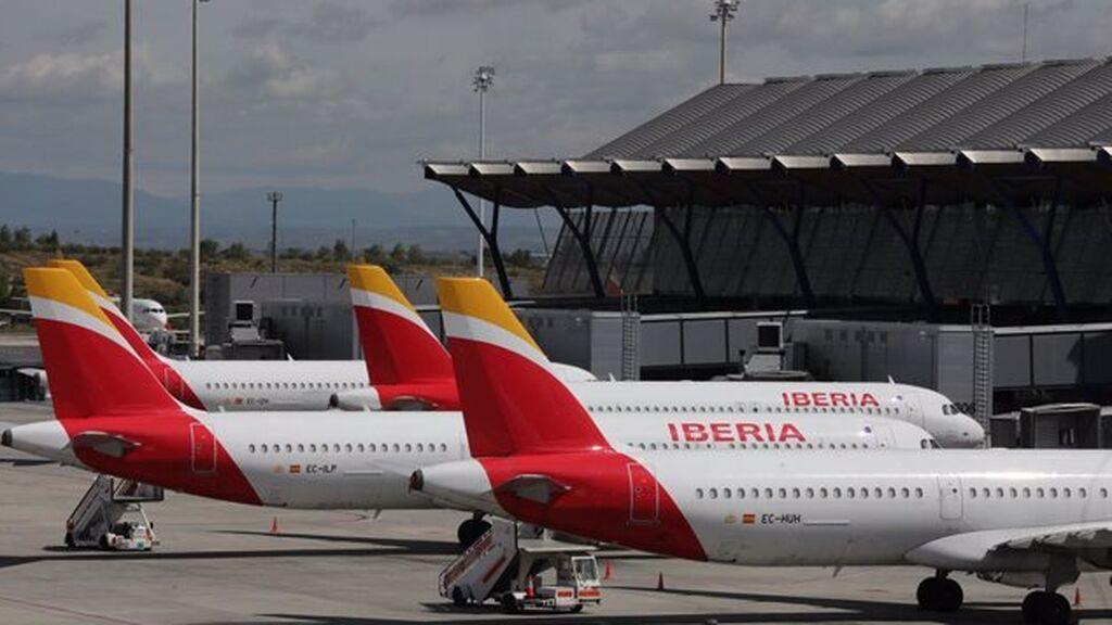 Susto en el aeropuerto de Los Rodeos Tenerife Norte con un vuelo de Iberia con destino Madrid