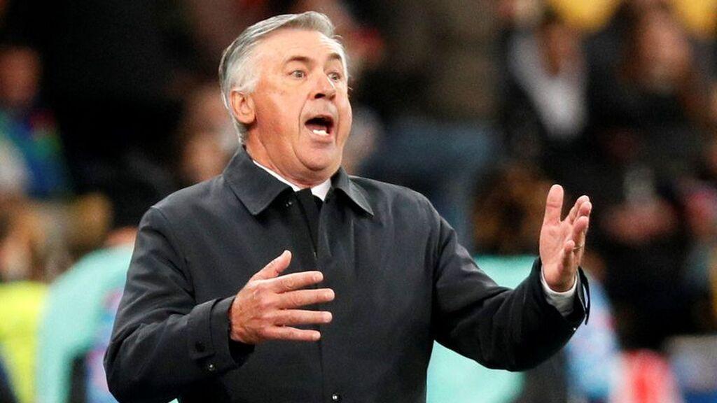 """El mensaje de Ancelotti a sus jugadores tras conquistar el Camp Nou: """"Tenemos que disfrutarlo"""""""