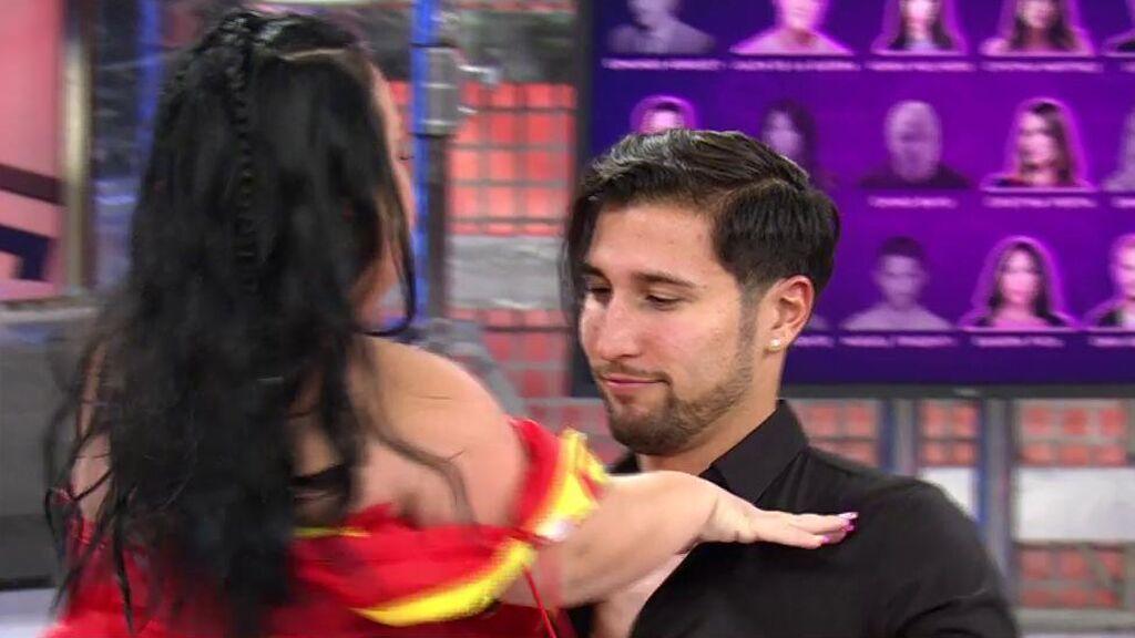 El baile de Gianmarco Onestini y Chiqui