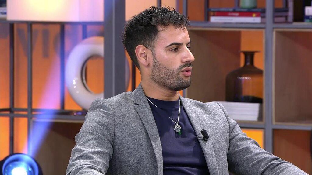 Asraf advierte que a Isa Pantoja no la tratan igual que a su hermano