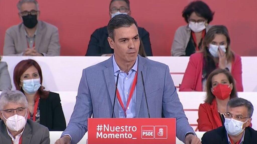 Pedro Sánchez anuncia 100 millones de euros adicionales para los hogares vulnerables este invierno